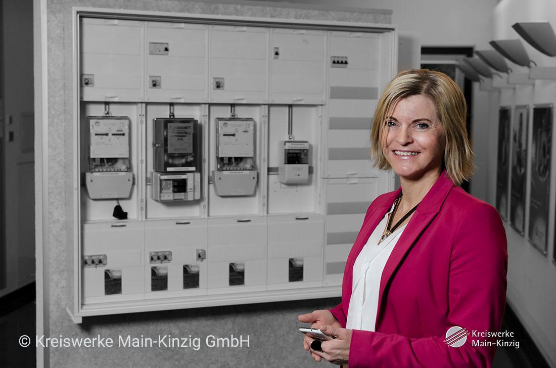 Birgit Huhn - Kreiswerke Main-Kinzig GmbH
