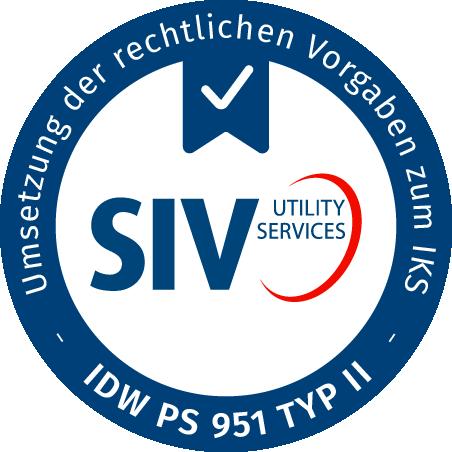 Zertifikat IKS IDW PS 951 TYP 2