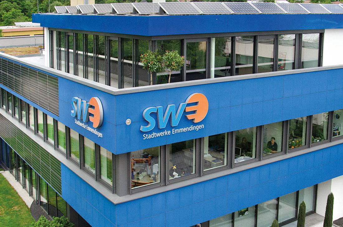 Stadtwerke Emmendingen setzen auf Prozessdienstleistungen der SIV Utility Services GmbH